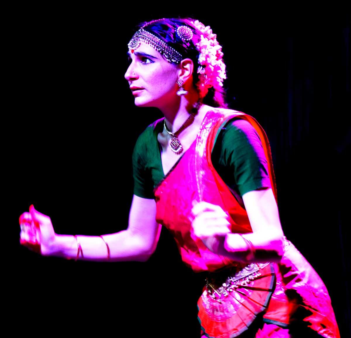 Bharata Natyam Marcella Cappelletti