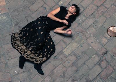 Danza e Teatro - da Il turco in Italia, prod. AresTeatro 2015