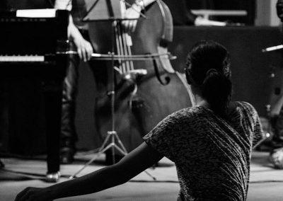 Improvvisazione - da Brainwaves, Limonaia villa Strozzi, Firenze 2014