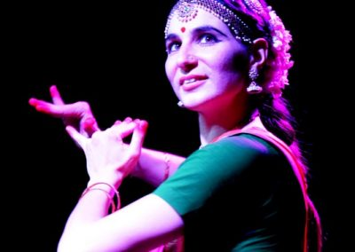 Bharata-Natyam, Krishna, Livorno © foto Simona Simoncini