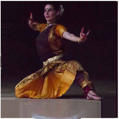 Danza Indiana stile Bharata Natyam