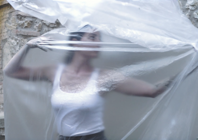Calligrammi // performance, arte contemporanea